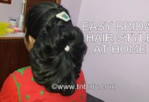 How to Make Easy Hairstyle at Home | Hair Hacks for Short Hair | TNBNTv