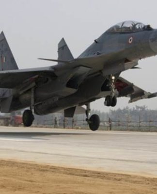 IAF planes carry out emergency landing drill on Lucknow